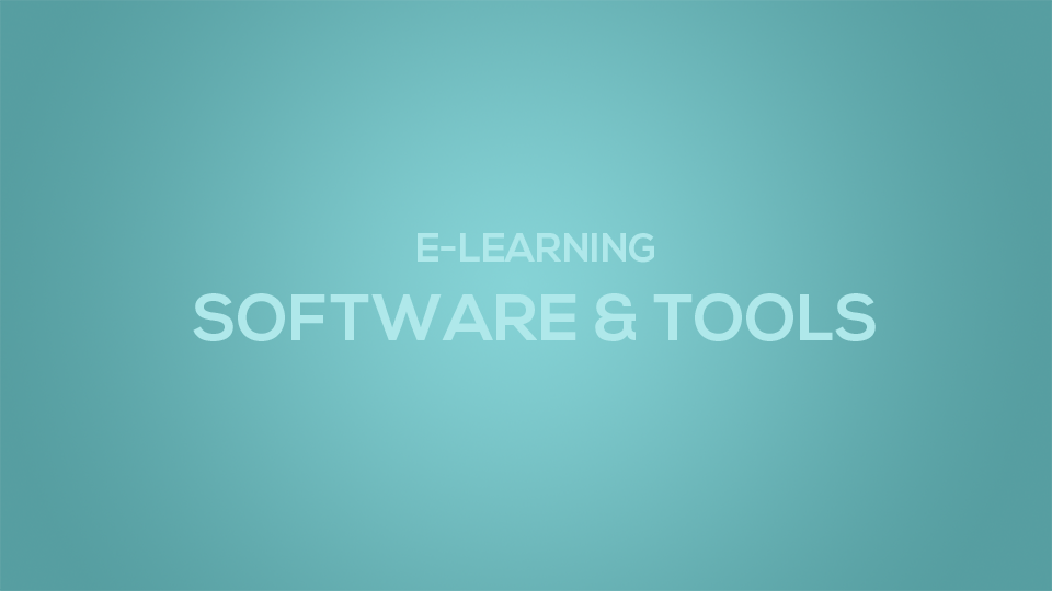 e-Learning Software and Tools for Teaching Online