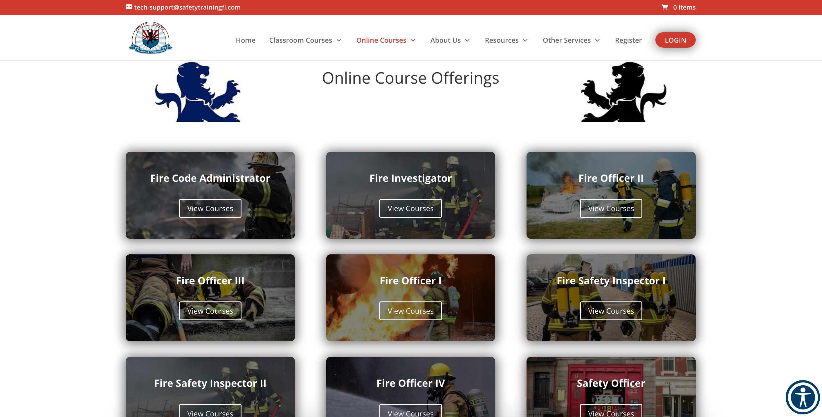 eLearning LMS Case Study Firefighting Fire Safety Training startup earns six figure annual sales selling online courses