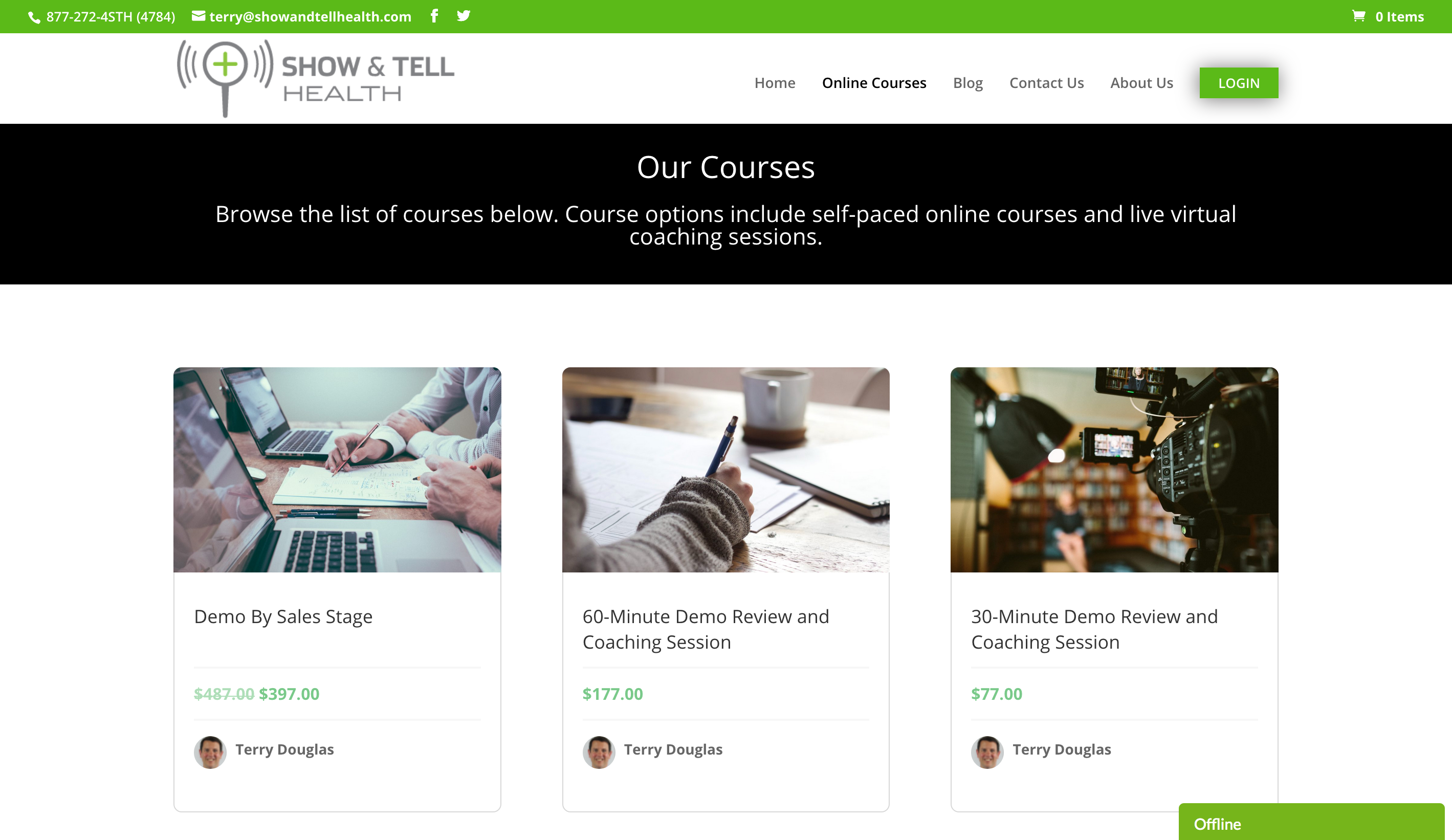 LMS eLearning platform sell courses online