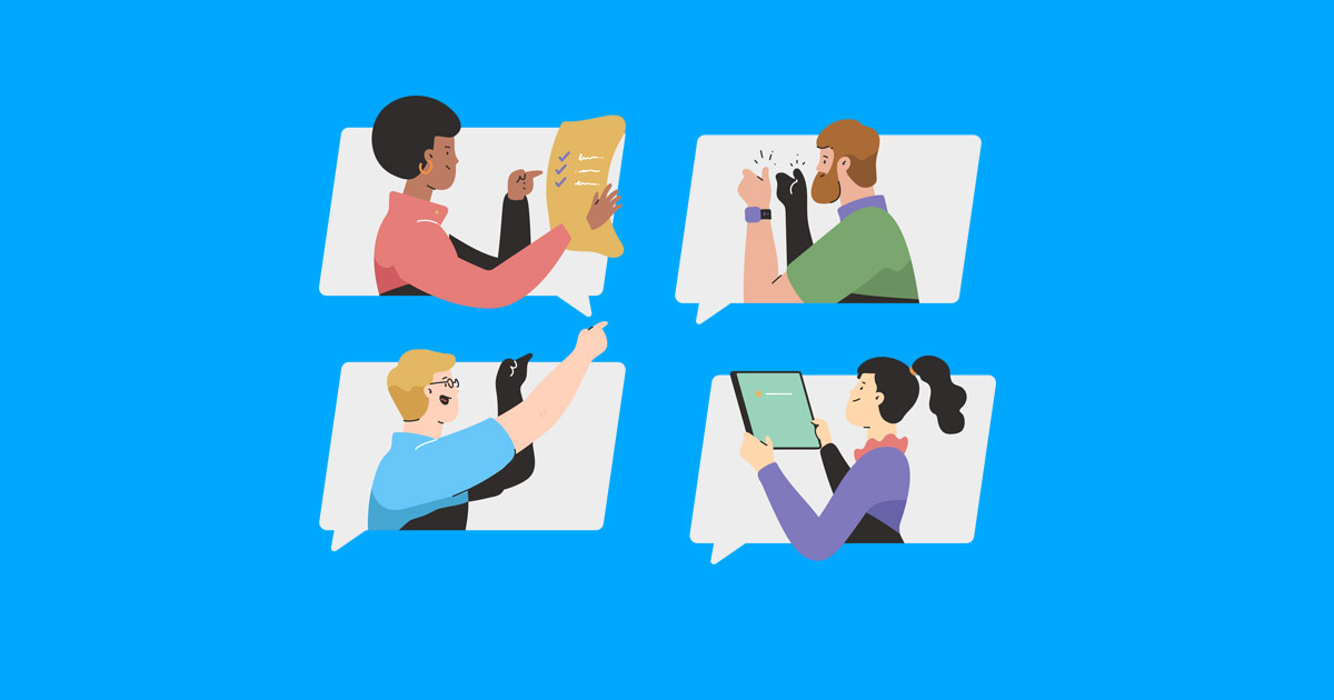 Types of training videos elearning